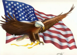 American_Flag_and_Eagle