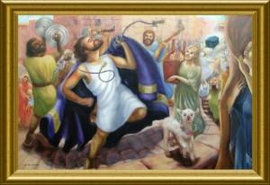 david dancing